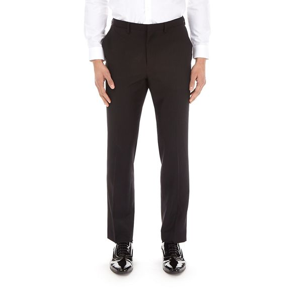 Black fit trousers tuxedo slim essential Burton ZfqxRnwBB