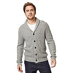 Burton - Grey cardigan
