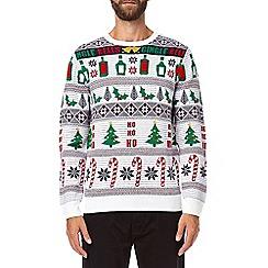 Burton - Jingle bells Christmas jumper