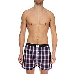 Burton - 2 pack woven boxers