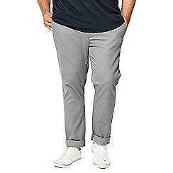 Burton - Grey skinny fit stretch chinos