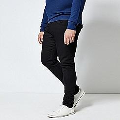 Burton - Black super skinny fit jeans