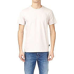 Burton - Cream crew neck t-shirt