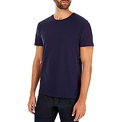 Burton - Navy crew neck t-shirt