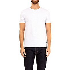 Burton - 3 pack white, ecru and blue fog crew neck t-shirt
