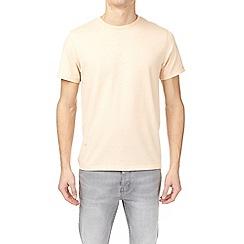 Burton - Light coral crew neck t-shirt