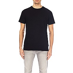 Burton - Black boxy fit t-shirt