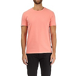 Burton - Bright pink crew neck t-shirt
