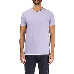 Burton - Lilac crew neck t-shirt