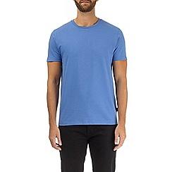 Burton - Bermuda blue crew neck t-shirt