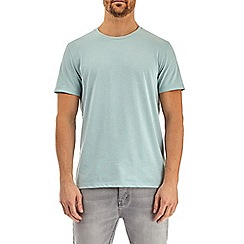 Burton - Spearmint green crew neck t-shirt