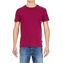 Burton - Magenta pink crew neck t-shirt