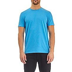 Burton - Cornflower blue crew neck t-shirt