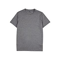 Burton - Charcoal grey crew neck t-shirt