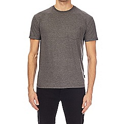 Burton - Charcoal boxy fit t-shirt