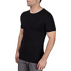 Burton - Black muscle fit t-shirt