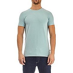 Burton - Spearmint green muscle fit t-shirt