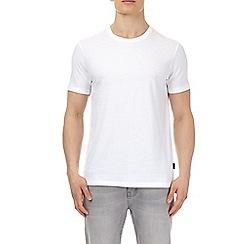 Burton - 2 pack white crew neck t-shirt