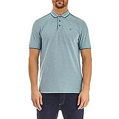 Burton - Jade two-tone pique polo shirt