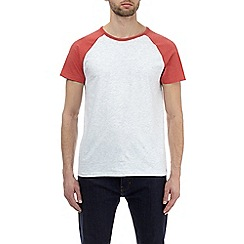 Burton - Red baked apple and frost raglan t-shirt