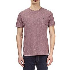 Burton - Summer burgundy grindle t-shirt
