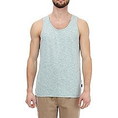 Burton - Mint textured vest