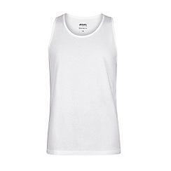 Burton - White basic vest