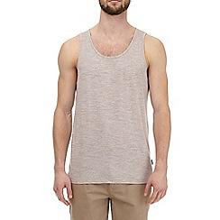 Burton - Pink textured vest