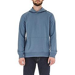 Burton - Blue fog over-head hoodie