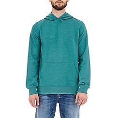 Burton - Jade marl over-head hoodie