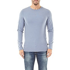 Burton - Blueberry muscle fit long sleeve t-shirt