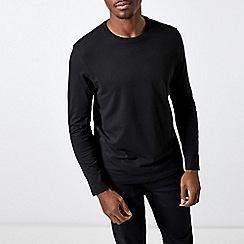Burton - 2 Pack Black and White Long Sleeve T-Shirt 3b71e954c