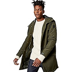 Burton - Frey green parka jacket