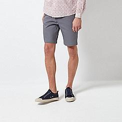 Burton - 1904 Bexhill Grey Chino Shorts