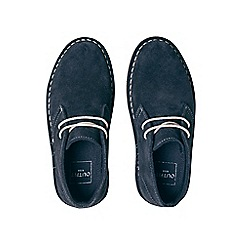 Outfit Kids - Boys' navy suede desert boots