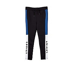Outfit Kids - Boys' black skinny technical joggers