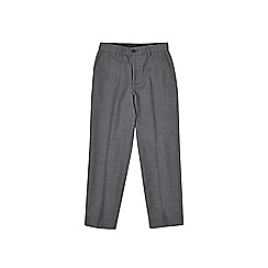Outfit Kids - Boys' grey textured suit trousers