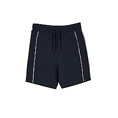 Outfit Kids - Boys' navy panelled shorts