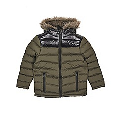 Outfit Kids - Boys' green padded jacket