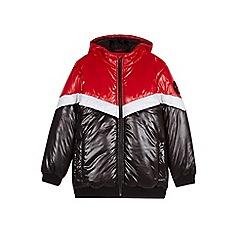 Outfit Kids - Boys' black padded jacket