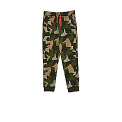 Outfit Kids - Boys' camouflage print joggers