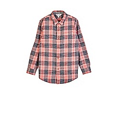 Outfit Kids - Boys' red checked shirt