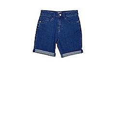 Outfit Kids - Boys' blue denim shorts