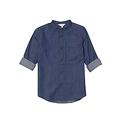 Outfit Kids - Boys' navy long sleeve shirt