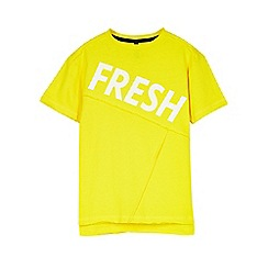 Outfit Kids - Boys' yellow fresh t-shirt