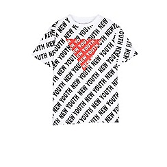 Outfit Kids - Boys' white t-shirt
