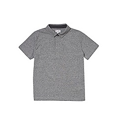 Outfit Kids - Boys' grey short sleeve polo shirt