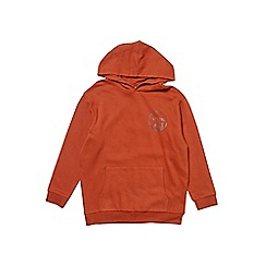 Outfit Kids - Boys' orange 'Explore' hoodie