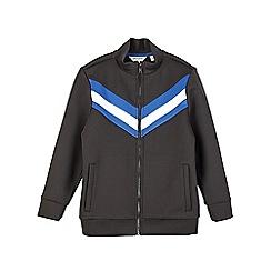 Outfit Kids - Boys' black technical tracksuit jacket