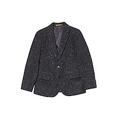Outfit Kids - Boys' grey nep blazer